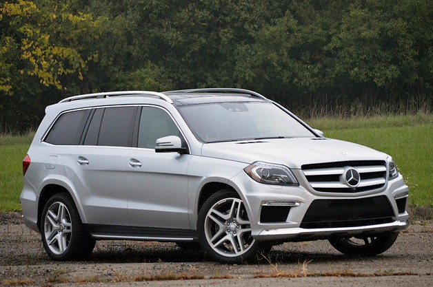Mercedes-Benz GL-Class